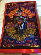 Richard Biffle Art Poster Print Grateful Dead 50 Soldier Chicago EMEK JULY 3-5