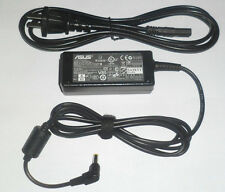 Genuine OEM Laptop AC Adapter Power Charger for Asus Eee PC 700 701 701SD + Cord