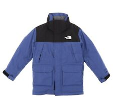 The North Face Boy's McMurdo Down Parka in Blue 10744 Size S