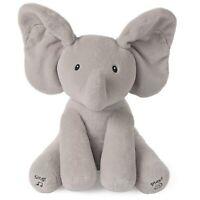 """GUND Animated Flappy the Elephant Stuffed Animal Plush Toy, 12"""""""