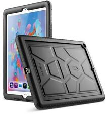 Poetic For iPad 9.7 2017 / iPad 9.7 2018 Shockproof Black Silicone Case Cover