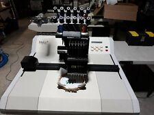Melco Emc6 commercial embroidery machine w/ Extras (Tajima Head)