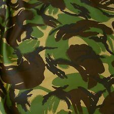 Woodland Camouflage reißfest Nylon-Stoff leicht robust Tarn-Segeltuch Metwerware