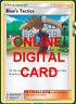 4X Blue's Tactics 188/236 Unified Minds Pokemon TCG Online Digital Card
