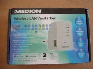 MEDION-Wireless-LAN Vertärker E85029