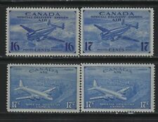 CANADA - #CE1-#CE4 - SPECIAL DELIVERY MINT SET MNH
