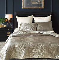 Luxury Satin Silk Comfortor Bedding Sets Duvet Cover Pillowcase King Queen Size