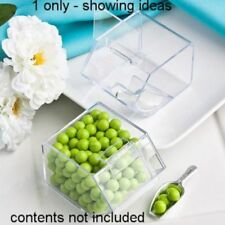 Plastic Contemporary Kitchen Candy Jars