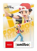 NEW Nintendo amiibo Pokemon Trainer Super Smash Brothers Series JAPAN OFFICIAL