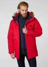 Helly Hansen Dubliner Parka Flag Red L