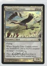 2014 Magic: The Gathering - Journey into Nyx #28 Supply-Line Cranes Card 0b5