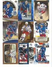 Lot of 1800 New York RANGERS Hockey Cards Set Boxed Packs - Lundqvist Messier