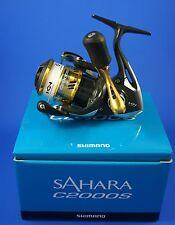 Shimano Sahara C2000SFI // SHC2000SFI // Front Drag Fishing Reel