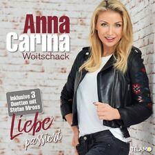 CD  Liebe Passiert Anna-Carina Woitschack  (K 103)
