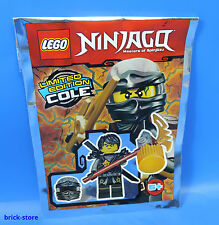 LEGO® Ninjago Figur 891722 Limited Edition / Kai mit Mega-Hammer / Polybag