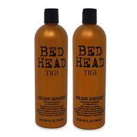 Tigi Bed Head Colour Goddess Shampoo & Conditioner 25.36 Oz Combo Pack