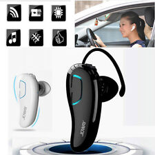 Universal Weiß Wireless Bluetooth Headset Handsfree Kopfhörer For Smart Phone