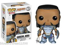 GIDEON JURA PLANESWALKER FUNKO POP! VINYL FIGURE MAGIC THE GATHERING MTG
