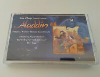 Disney Aladdin 1992 Original Motion Picture Soundtrack (cassette) 60846-0