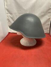 Rare Obsolete Vintage East German DDR Steel Helmet Cold War M56 No Liner