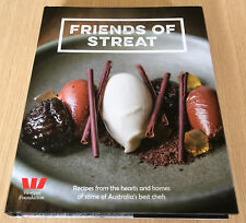 FRIENDS OF STREAT - Cookbook - Recipes from Australia's Best Chefs - HCDJ Book
