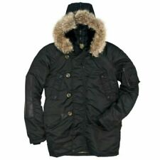 43d4502ab97674 Cappotti e giacche da uomo militare nero   Acquisti Online su eBay