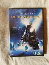 The Polar Express DVD. Tom Hanks.