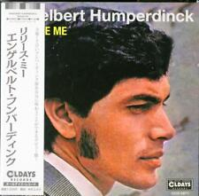 ENGELBERT HUMPERDINCK-RELEASE ME-JAPAN MINI LP CD BONUS TRACK C94