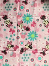 Disney Minnie Mouse Remnant Fabric