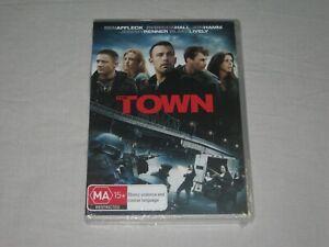 TOWN - Ben Affleck - Brand New & Sealed - Region 4 - DVD