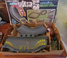 Vintage Aurora Afx Ultra 5 Galaxy 250 Race Set- Two Slot Cars- A. J. Foyt- 1970s
