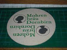 sottobicchiere beer mats birra bierdeckel mohren brau dornbirn