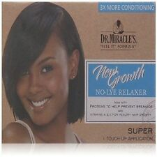 Dr. Miracle's New Growth Relaxer Kit, Super