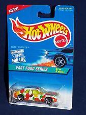 Hot Wheels 1996 Fast Food Series #418 Sweet Stocker w/ 3Sps