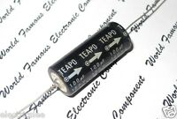 2pcs-TEAPO AE 100uF (100µF) 160V  Axial Electrolytic Capacitor