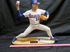 NOLAN RYAN, Large Finely-Detailed SAM Figurine, Texas Rangers, Ltd/500