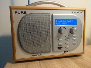 Pure Evoke-1 XT DAB Radio