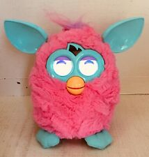 FURBY 2012 HASBRO A3120/A0002 pink / green interactieve toy TESTED & WORKING