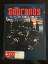 THE SOPRANOS THE FIFTH SEASON - Region 4