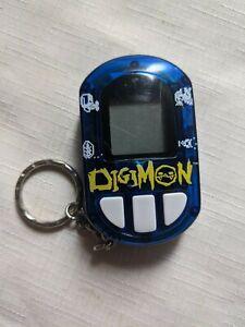 Digimon pendulum cycle blue white 2003 virtual pet digivice digital monsterM