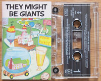 THEY MIGHT BE GIANTS (ELEKTRA EKT80C) 1990 EUROPE CASSETTE TAPE