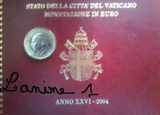 1 EURO DU COFFRET BU VATICAN 2004 (RARE)