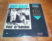 RIFF-RAFF - FS Laserdisc - RKO Classic