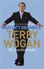 Mustn't Grumble, Terry Wogan, New, Book