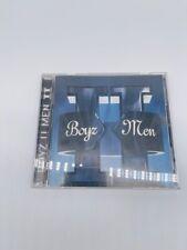 II - Boyz II Men - 1994-08-30 - Motown Records