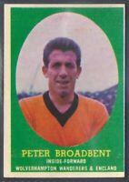 BRIAN KIDD MANCHESTER UNITED A/&BC-FOOTBALL 1971 PURPLE BACK DYK-#136