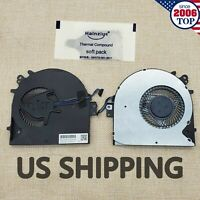 CPU Cooling fan For HP Probook 450 G5 455 G5 Series L03854-001 L00843-001