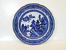 Spode Copeland 142 Year Old Blue & White Porcelain Plate, Circa 1875, England