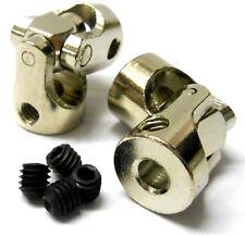 n10207 Uni empalme Universal CUP aleación de plata 11mm exterior 5mm 4mm