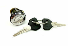 Alfa Romeo RZ, SZ & 75 Nearside / Left Door lock Barrel & Keys 60533407 Genuine